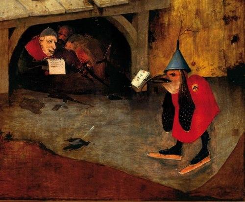 Карты «Hieronymus Bosch»