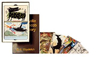 Карты «Lydia Jacob Story»