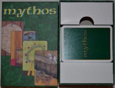 Карты «Mythos (Мифы)»
