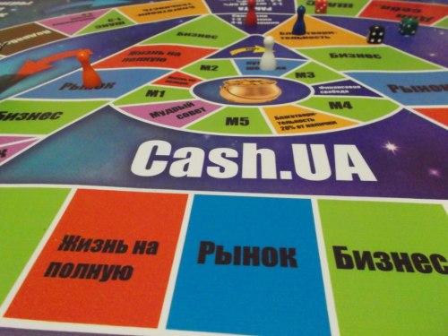 """Игра """"CASH.UA"""" Мытнык Ева"""