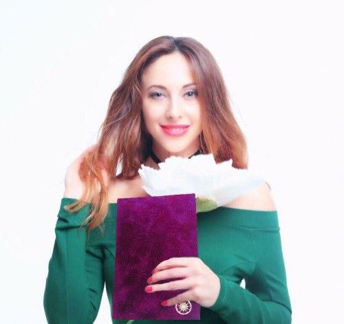 Книга-тренинг «Мантра Сексуальности» Матвийчук Людмила
