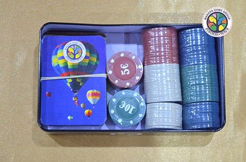 Игра «Бизнес покер» Галюк Константин