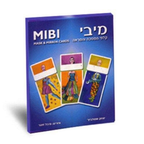 Карты «MIBI» МИБИ (Кто во мне)реплика