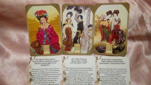 "Карты ""Книга перемен"" Мытнык Ева"