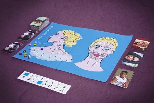 Игра «Тайны твоего лица» Светлана Иванова