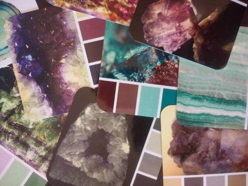 Карты «Цвет камня» Светлана Калиниченко