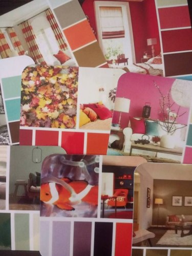 Карты «Цветовой декор» Светлана Калиниченко