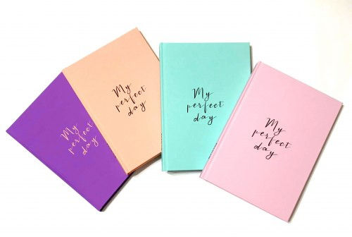 "Дневник Diary ""My perfect day"""