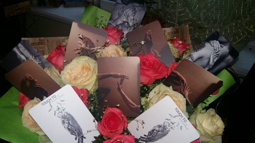"""Карты """" ДОТОРКНУТИСЬ ДО … """" Дяків Наталія"""