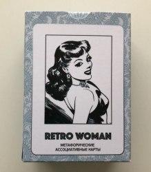 Карты «Retro Woman» Наталья Извекова