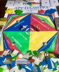 Игра «АРТ-ПАЛИТРА» Наталия Непорожняя