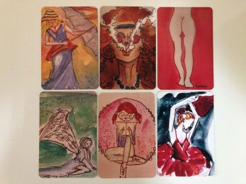 Карты «Тайны женской души» Татьяна Синявская