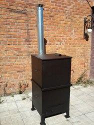 Печь для сжигания мусор (мусоросжигатель) «Уголек-450» (NADA)