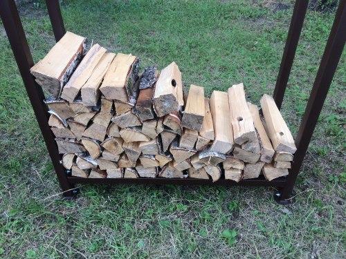 Навес для дров (Дровник) КУБ-1