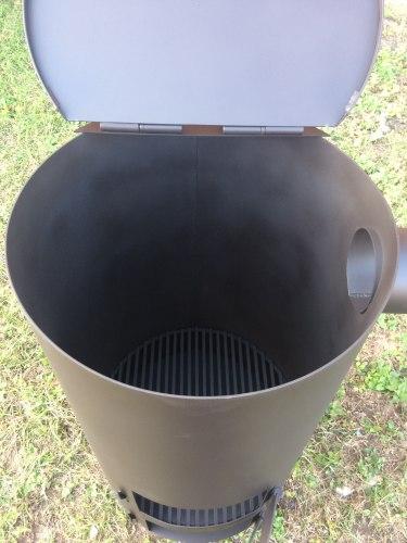 """Печь для сжигания садового мусора """"Смуглянка-эко"""" (NADA)"""
