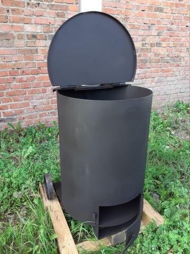 Печь для сжигания мусора СМ-160 (NADA)