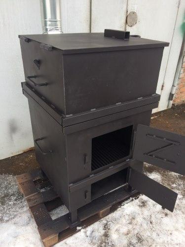 Печь для сжигания мусора NADA Плюс (NADA)