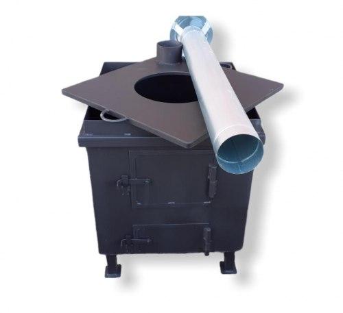 """Печь для сжигания мусора """"Уголек"""" Super (NADA)"""