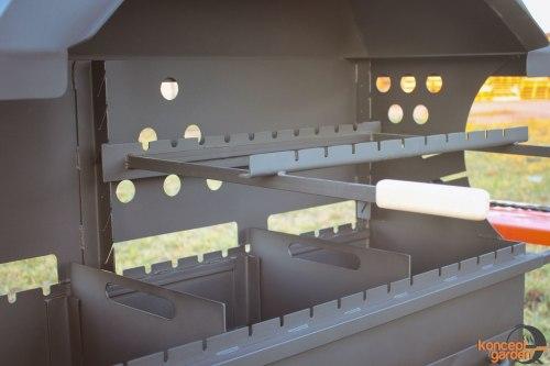 Мангал МС-15 Профессиональный Concept garden