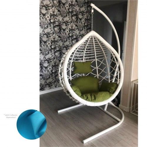 Подвесное кресло VEIL2 brown