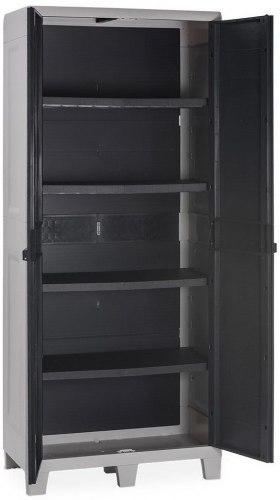 Шкаф WOODY'S XL (глубокий), 2-х дверный с 4 полками