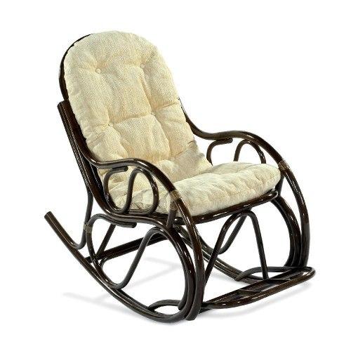 Кресло-качалка из ротанга 05/17