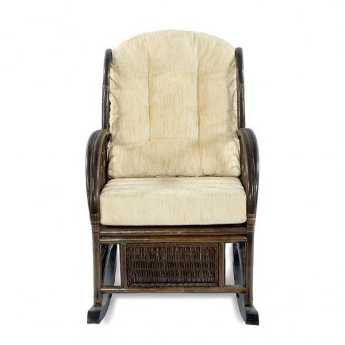 Кресло-качалка из ротанга Comodo