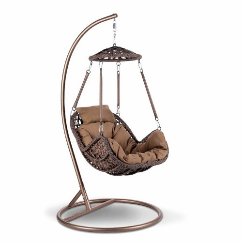 Подвесное кресло AFM-640B Brown