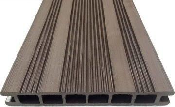 Доска террасная древесно-полимерная композитная Ecodeck (Экодек)