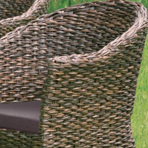 Обеденный комплект плетеной мебели из искусственного ротанга RT-A52 Brown 4Pcs