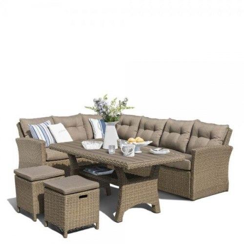 Комплект плетеной мебели AFM-307B Beige