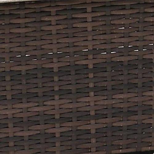 Комплект мебели из иск. ротанга AFM-320B Brown