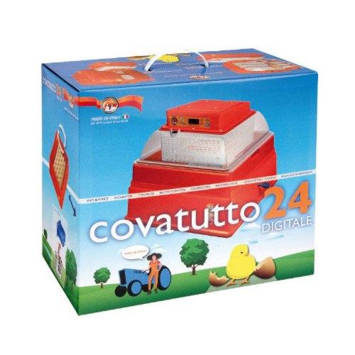 Инкубатор автоматический цифровой Covatutto 24