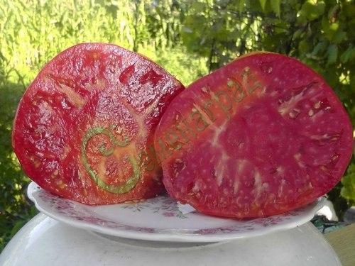 Семена томатов М-3 (20 семян - высокорослый, среднего срока созревания, до 1 кг, розовый)