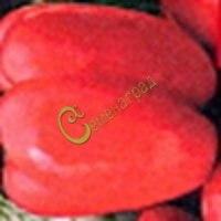 Семена томатов Еллоу Стоффер розовый - 1 уп.-20 семян - высокорослый, перцевидный, до 250 г, для фарширования, необыкновенный. Семенаград - семена почтой