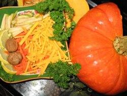 Семена почтой Тыква «Чалмовидная» - 4 семени, сладкая, одна из самых вкусных, можно кушать в сыром виде, особенно вкусна шляпка