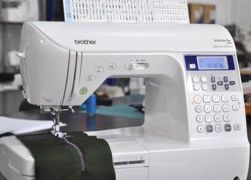 Швейная машина Brother Innov-is 550 SE (NV 550SE)
