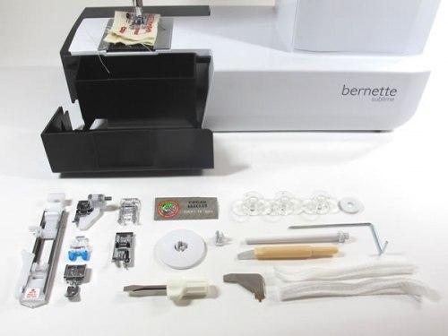 Швейная машина Bernette sublime London 5