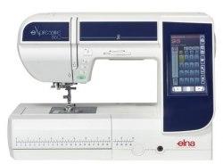 Швейно-вышивальная машина Elna eXpressive 860