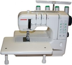 Распошивальная машина Janome Cover Pro II / Cover Pro 2