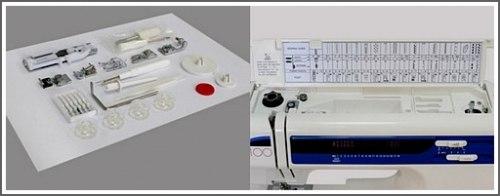 Швейная машина Elna 4100