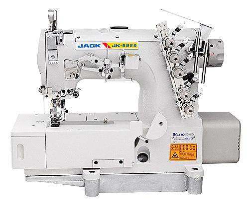 Промышленная плоскошовная машина Jack JK-8569DI-01GB