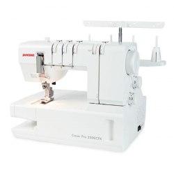 Распошивальная машина Janome CoverPro 2000 CPX / 8800 CPX