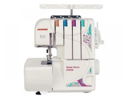 Оверлок Janome Home Decor 1300D