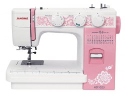 Швейная машина Janome HD 1023