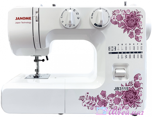 Швейная машина Janome JB 3115