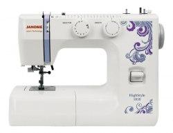 Швейная машина Janome HighStyle 1818