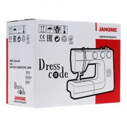 Швейная машина Janome Dress Code