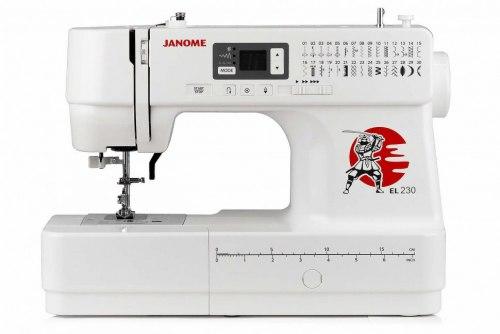 Швейная машина Janome EL 230