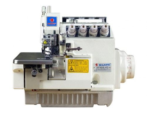 Промышленный оверлок Shunfa SF 958-4D